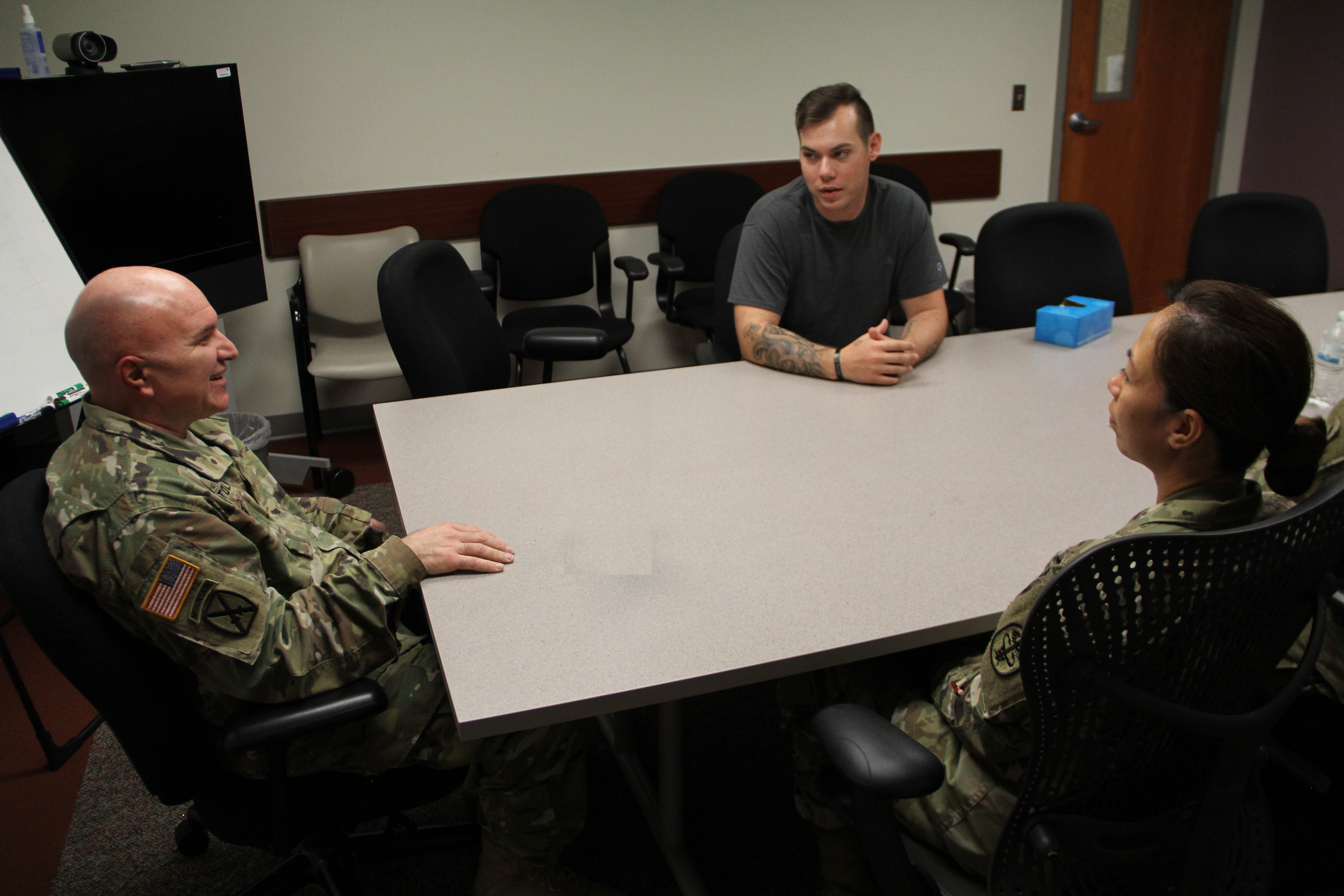 Program Improves Soldiers Mental Spiritual Health Article The