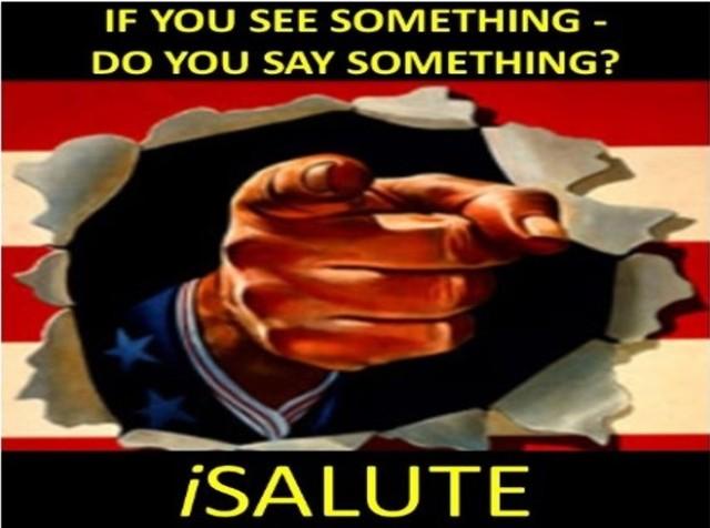 Antiterrorism Awareness -- iSALUTE