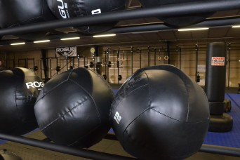 Functional fitness comes to Rhine Ordnance Barracks