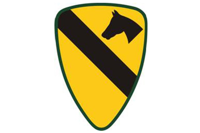 1st Cavalry Division.