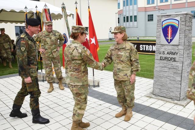 ARMY EUROPE Patch U.S
