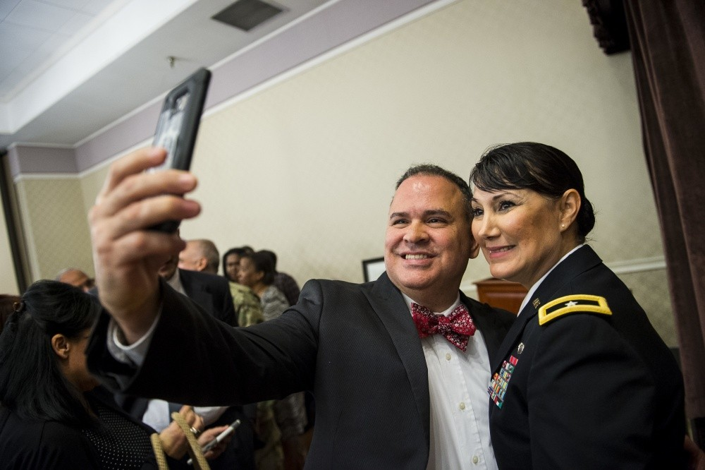 ramba is first female puerto rican general officer in us army