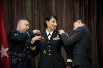 """""""Ramba"""" is first female Puerto Rican general officer in US Army Reserve"""