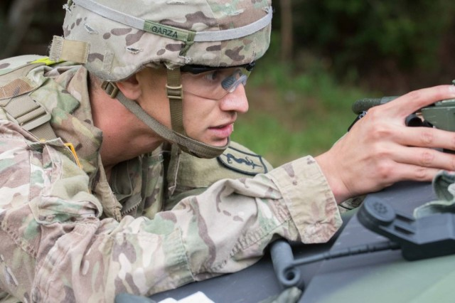 Competition puts Europe's Army medics to the test