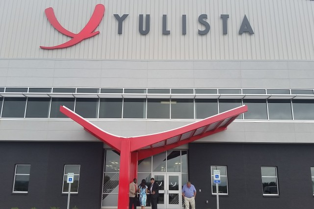 Yulista Grand Opening of the M5 Hangar on 10 August 2017
