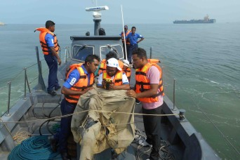 U.S., Sri Lanka partner to increase oil spill preparedness