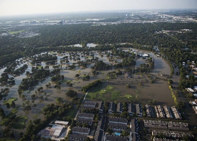 Hurricane Harvey relief support
