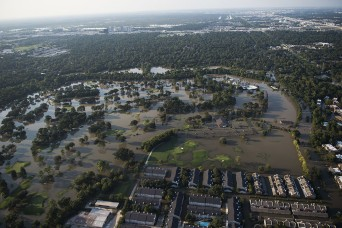 More Than 13K Troops, DOD Civilians Aiding Harvey Lifesaving, Recovery Efforts