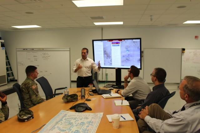 Automated Planning Framework
