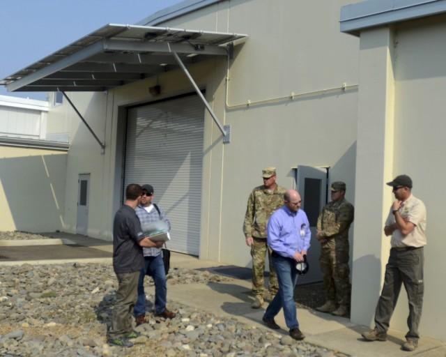 Oregon National Guard first in Army's Net Zero Energy pilot program