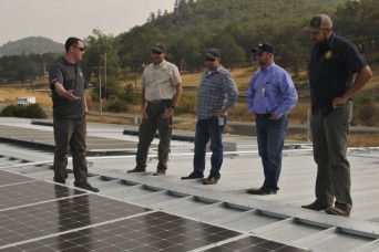 Oregon National Guard first in Army's Net Zero Energy pilot program