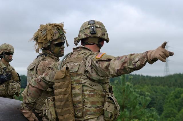 NATO eFP demonstrates readiness in Poland