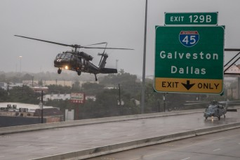 Hurricane relief one of many Army aviation commitments, says major general