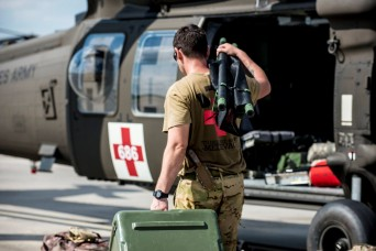Florida Army National Guard officer explains rescue, relief missions ahead of Hurricane Irma