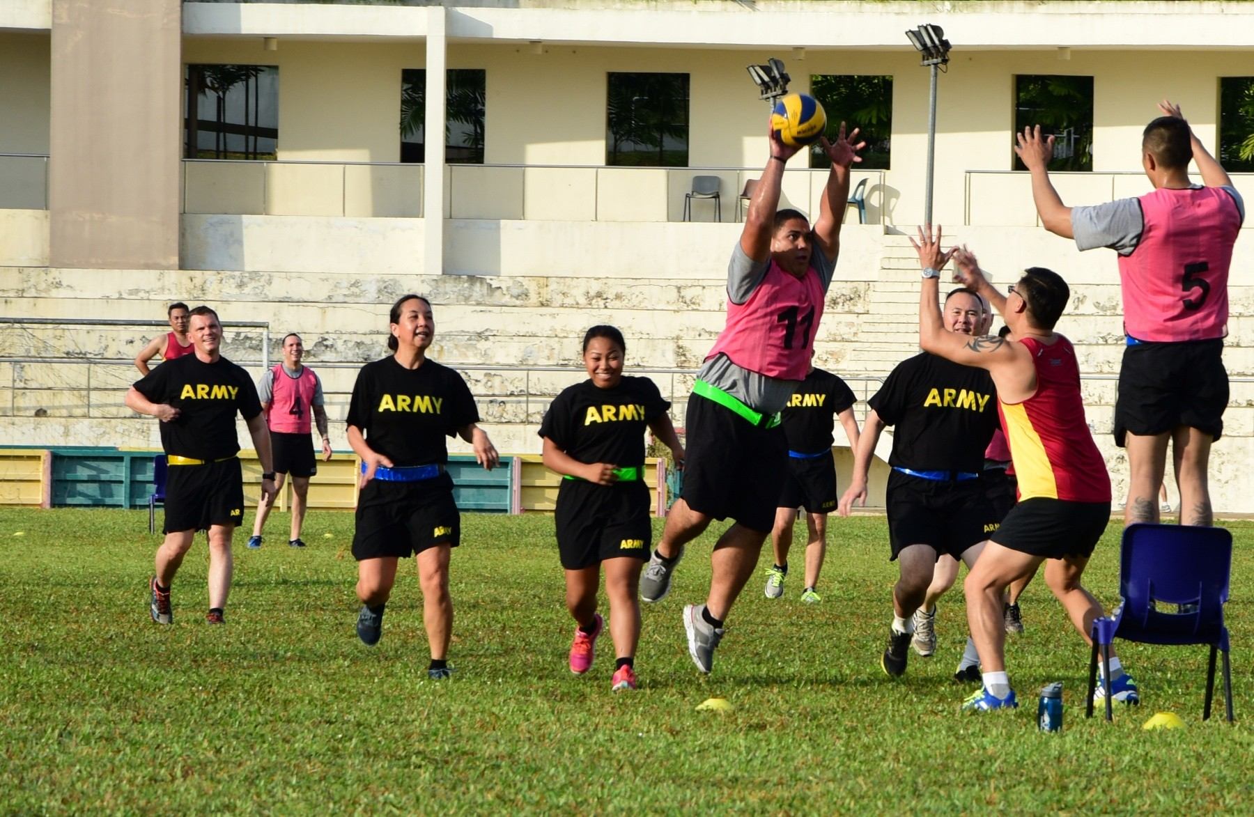 Strengthening U S And Singapore Partnership During Tiger Balm 2017 Article The United States Army