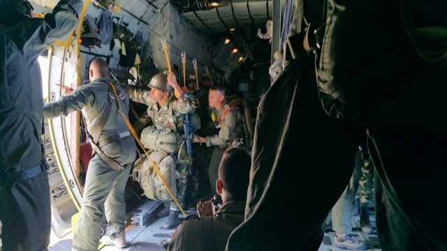 Vanguard Battalion demonstrates Airborne interoperability in Africa and Europe