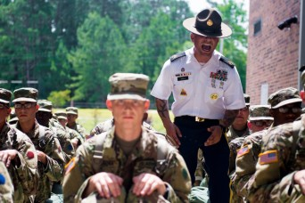 Fort Leonard Wood to host Army's 2017 drill sergeant competition this week