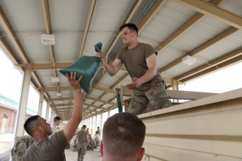 DOD continues coordinated Hurricane Irma response efforts