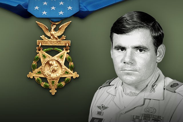 Retired Army Capt. Gary Michael Rose will receive the Medal of Honor at a White House ceremony on Oct. 23, the White House announced today.