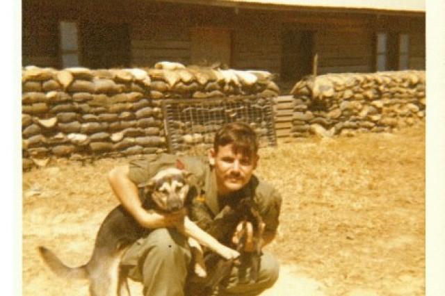 Then-Sgt. Gary Rose in Kontum, Vietnam, 1970. Retired Capt. Gary Michael Rose will receive the Medal of Honor at a White House ceremony on Oct. 23, the White House announced today.