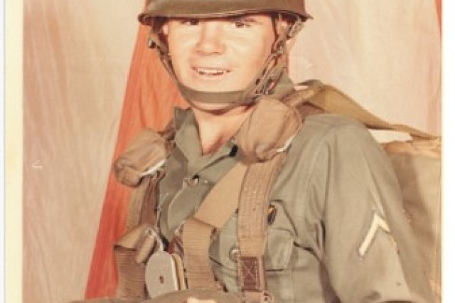 Pfc. Gary M. Rose at Fort Benning, Ga., September 1967. Retired Capt. Gary Michael Rose will receive the Medal of Honor at a White House ceremony on Oct. 23, the White House announced today.