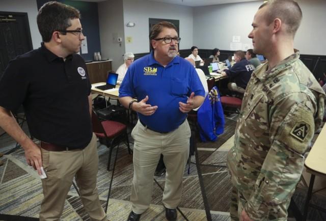 ComCam supports Harvey task force