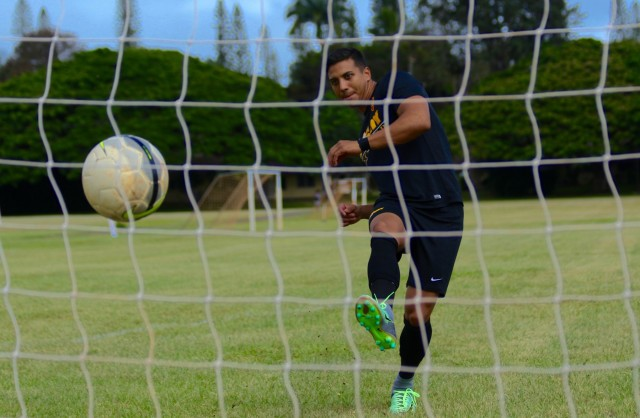 From pro soccer contracts to Army Officer
