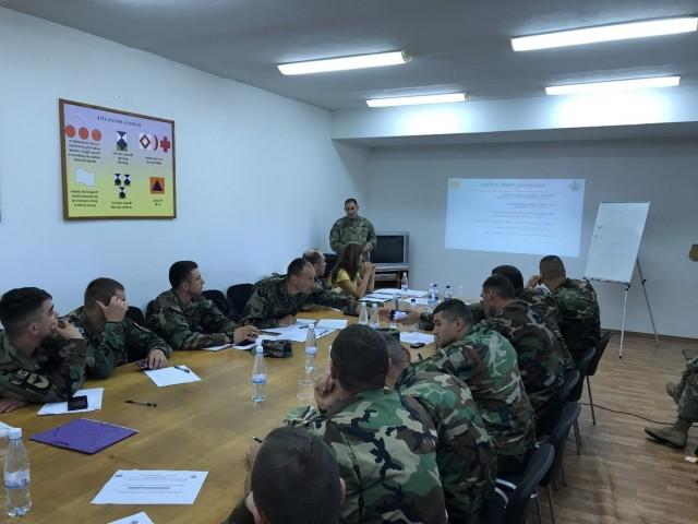 Vanguard battalion enhances Moldovan logistical capacity