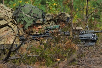US Army, British forces showcase seamless cooperation in Estonian training exercise
