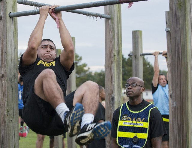 With six events, new combat readiness test aims to replace APFT, cut injuries