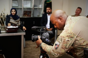 Tactical media kit boosts U.S. military's news capabilities in Afghanistan