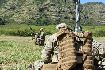 2nd Infantry Brigade Combat Team prepares for the future of electronic warfare