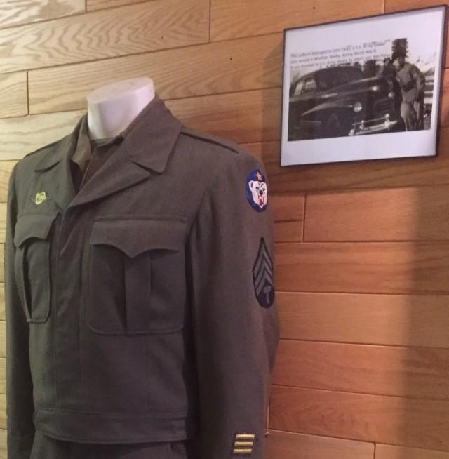 John Parys Uniform