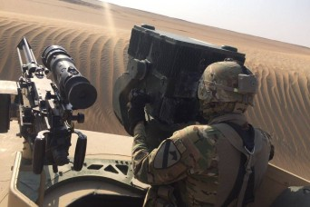 First-ever Desert Observer exercise enhances historic partnership between US Army, Kuwait