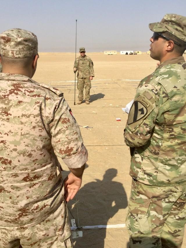 U.S., Kuwaiti forces conduct combined training