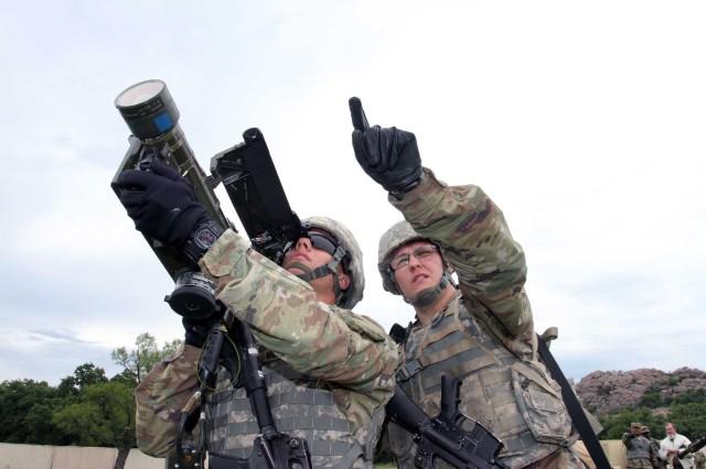 Short Range Air Defense