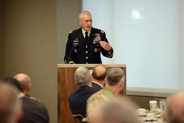 Gen. John Murray discusses modernization