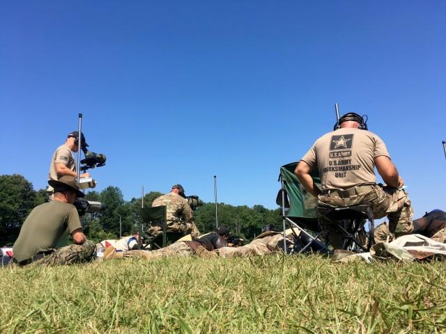 USAMU Service Rifle Team Soldier wins 20 championship titles this summer