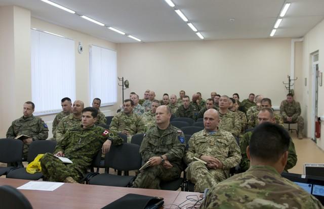 California NG, Ukrainian Forces maintain partnership program