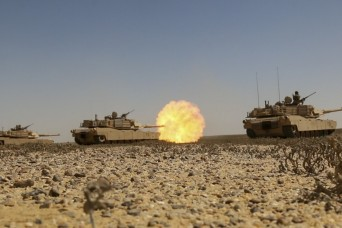 From Kuwait to Cairo: Army cavalry troops strengthen partnerships during Egyptian exercise