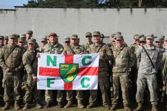 Michigan Army National Guard successfully completes overseas training