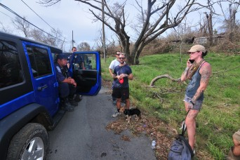 Virginia Task Force One assists storm victims in the Virgin Islands