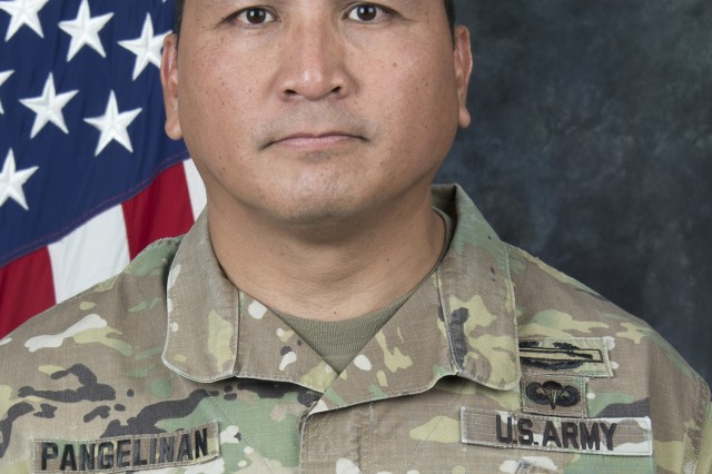 Staff Sgt. Scott Pangelinan, Operations Tasking NCO, U.S. Army Operational Test Command Public Affairs.