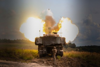 The 'Year of Execution': U.S. Army Europe rotational forces in action