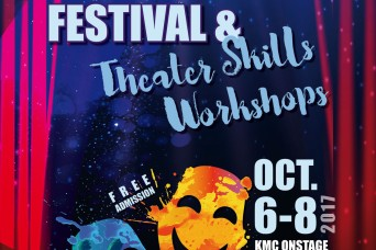 IMCOM-Europe hosting One Page Play and Theatre Skills Workshops