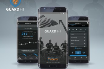 Guard Your Health app helps Soldiers prepare for physical fitness test