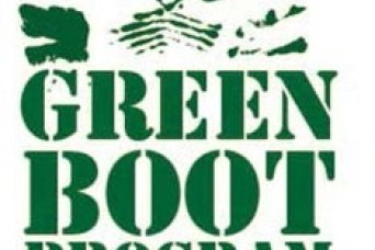 Garrison commander kicks Green Boot into action with DPW throw-down challenge