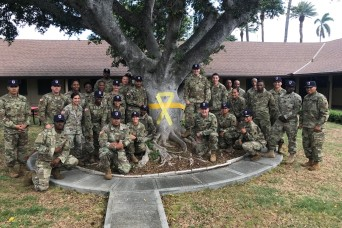 8th Special Troops Battalion honors deployed Soldiers