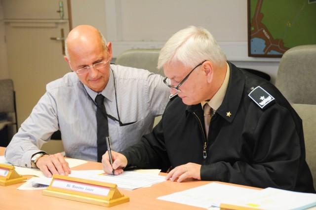 New ammunition agreement strengthens NATO partnership