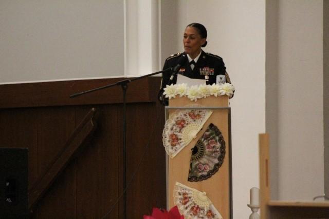 Knights Brigade hosts Hispanic Heritage observance